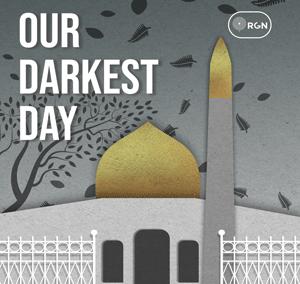OUR DARKEST DAY AR